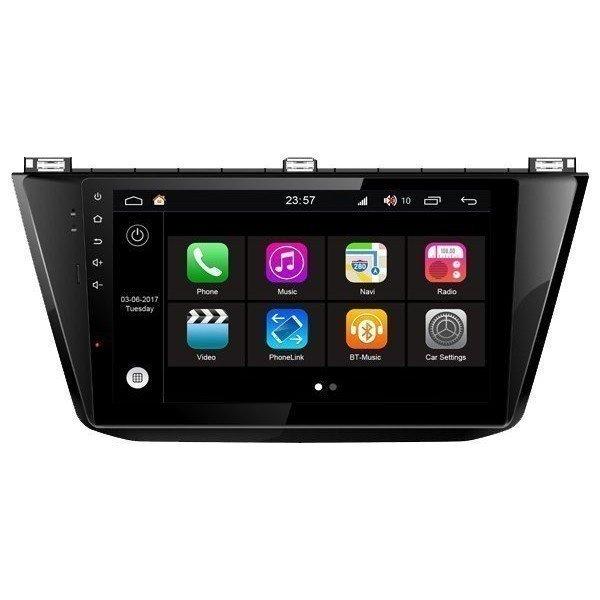 Radio DVD GPS Android HD OCTA CORE S200 Volkswagen Tiguan REF: TR3042