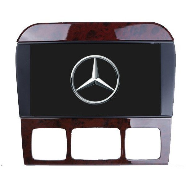 Mercedes clase S w220 gps android carplay