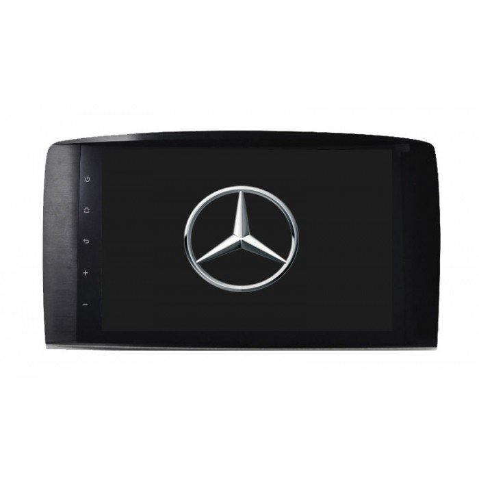 GPS Android 9,1 QUAD CORE 2GB RAM Mercedes R W251