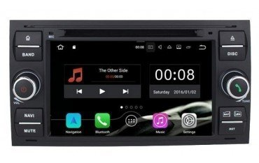 Radio DVD GPS 4G LTE Ford ANDROID 9 REF: TR3059