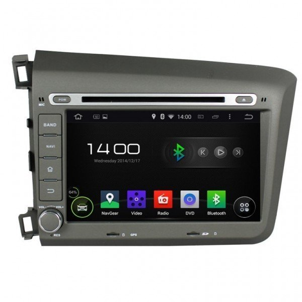 Android 4G Honda Civic