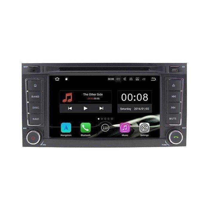 Radio DVD GPS 4G LTE Volkswaguen Touareg ANDROID 9