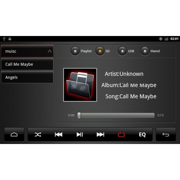 Radio DVD GPS 4G LTE Android 8 Skoda Octavia / Superb