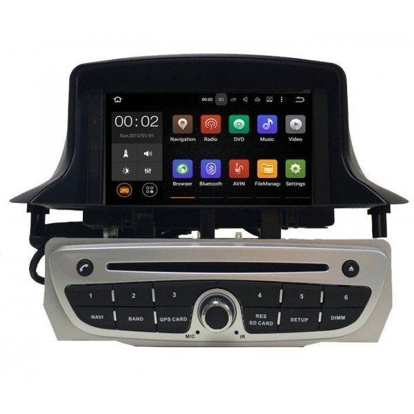 GPS 4G LTE RENAULT MEGANE 3 ANDROID Tradetec.es
