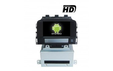 Radio DVD GPS 4G LTE Opel Astra J ANDROID 8,1 REF: TR3073