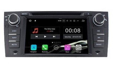 Radio DVD GPS 4G LTE BMW 3 Series E90 ANDROID TR3081