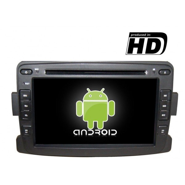 Radio DVD GPS HD DACIA ANDROID 9,0