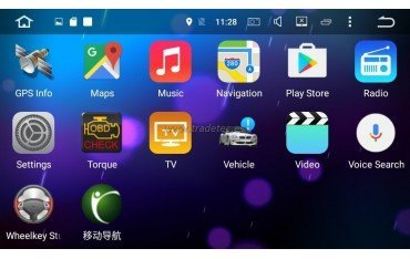 Radio DVD GPS Android 4G LTE OCTA CORE Mercedes Benz CLK / G / CLS
