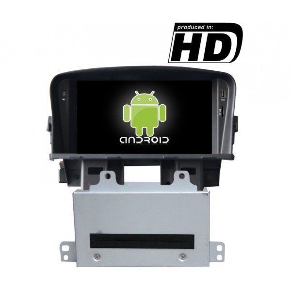 GPS 4G LTE Chevrolet Cruze ANDROID