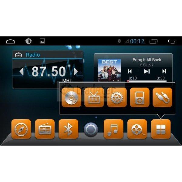 GPS 4G Kia K3 / Forte / Cerato ANDROID