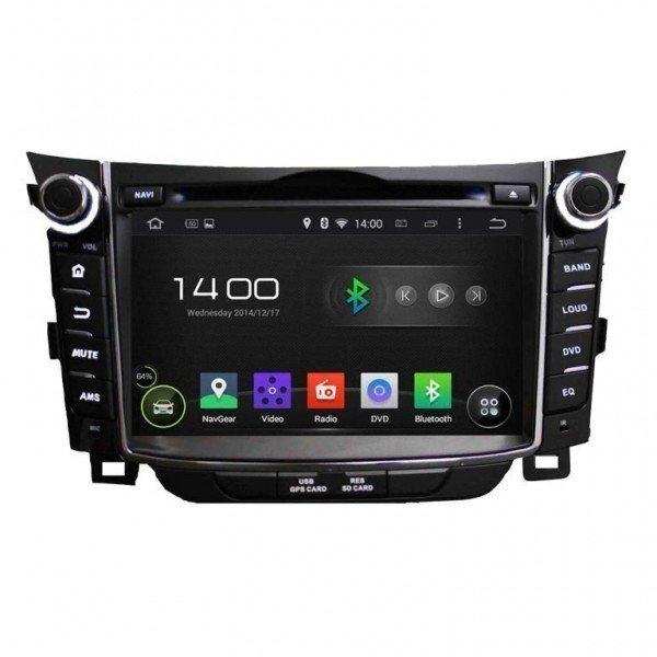 GPS Android 4G LTE OCTA CORE Hyundai I30 | Tradetec