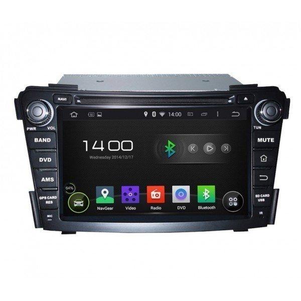 GPS Android OCTA CORE 4G LTE Hyundai I40