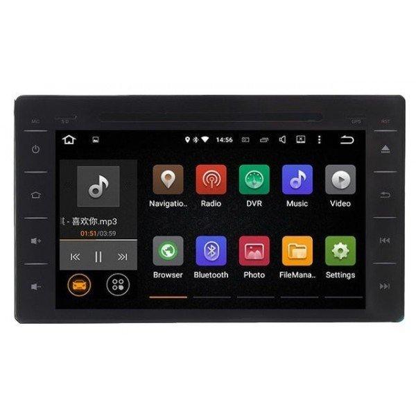 Radio GPS 4G LTE Toyota Hilux