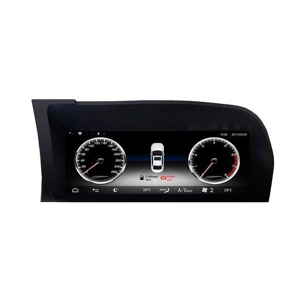 GPS 4G LTE Mercedes S W221 ANDROID