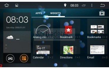 Kia Sportage R Android gps