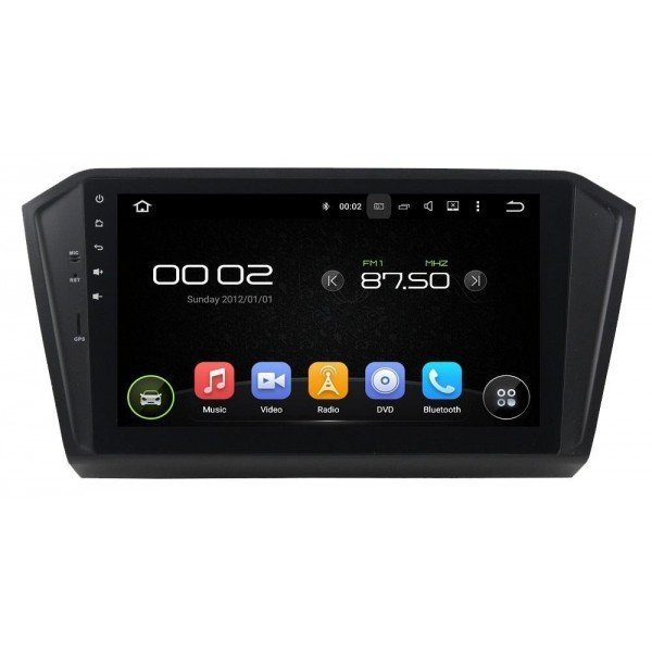 head unit Volkswagen Passat B8