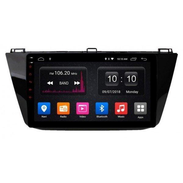 GPS Volkswagen Tiguan 2017 2018 2019