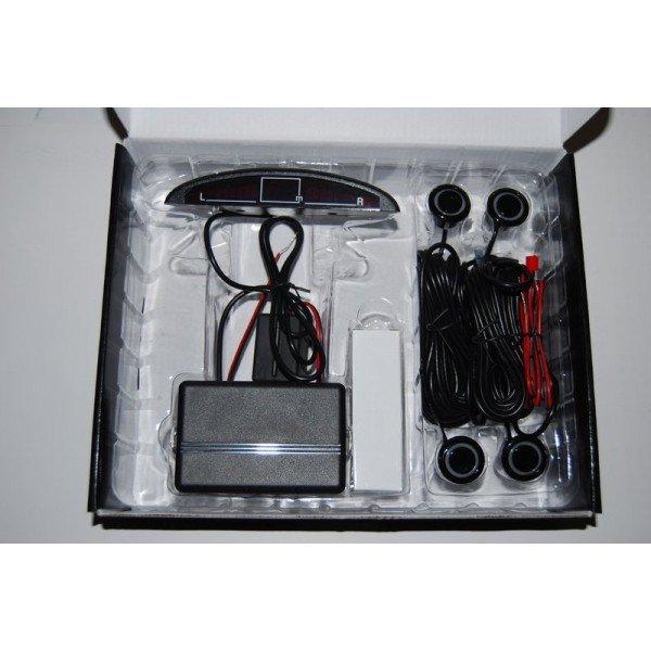 Sensores de aparcamiento inalámbricos con indicadores LED Ref:TR312
