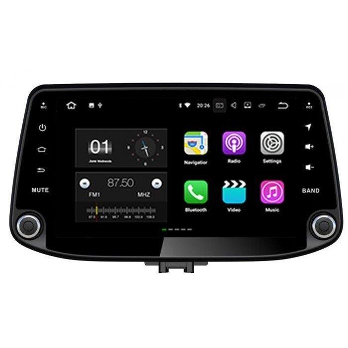 GPS head unit Android Hyundai I30 TR3121