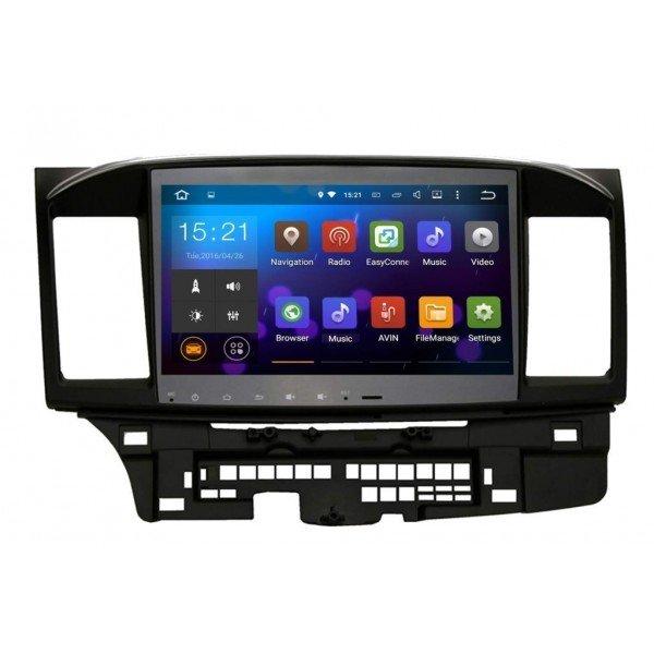Navegador para Mitsubishi Lancer con GPS Android TR3123