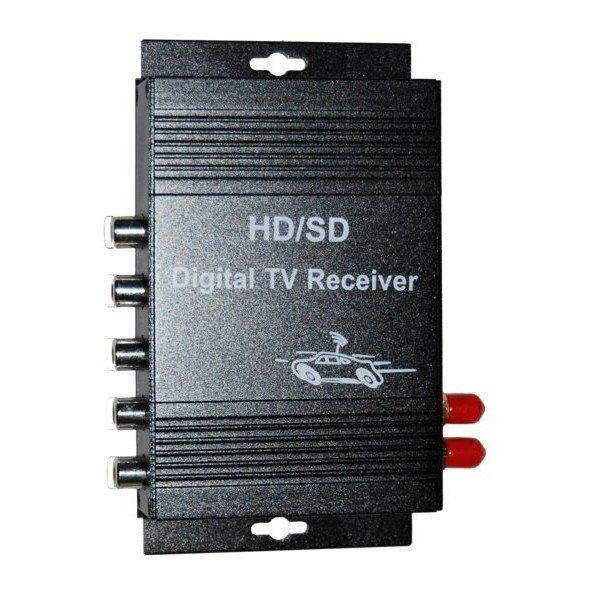 DVB-T car tuner in motion REF: TR151