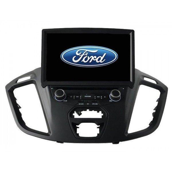Ford Transit pantalla coche