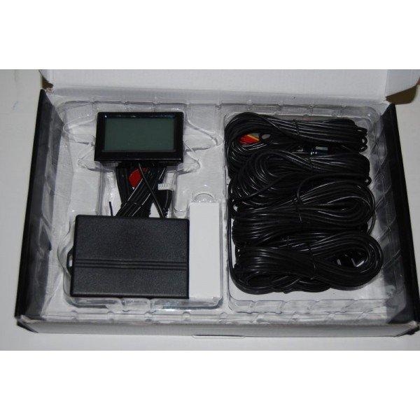 Sensores de aparcamiento control total con pantalla  Ref:TR313