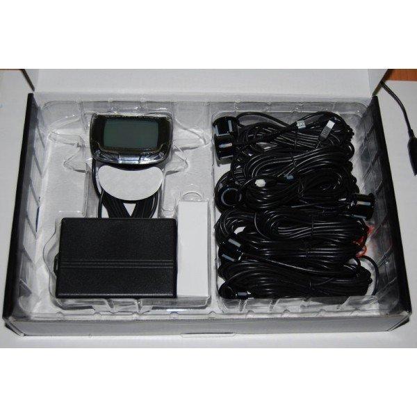 Sensores de aparcamiento control total con pantalla  Ref:TR314