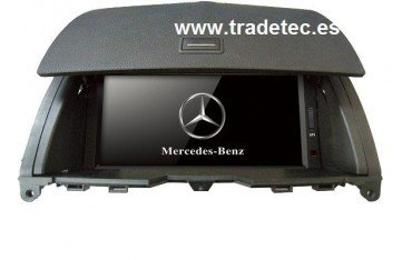 DVD WITH GPS, DVB-T MERCEDES BENZ Class C W204 Ref:TR316