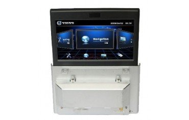 Special screen GPS for VOLVO S80 - S80L TR340