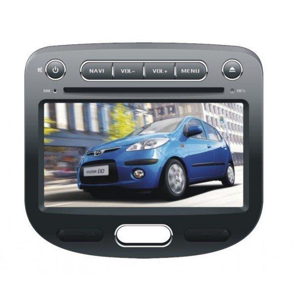 DVD CON GPS Y TDT HYUNDAI I10 Ref:TR355