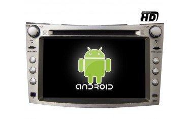 Radio navegador SUBARU LEGACY / OUTBACK GPS ANDROID TR1883