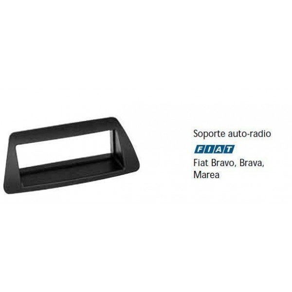 Soporte auto radio Fiat Bravo, Brava, Marea Ref: TR461