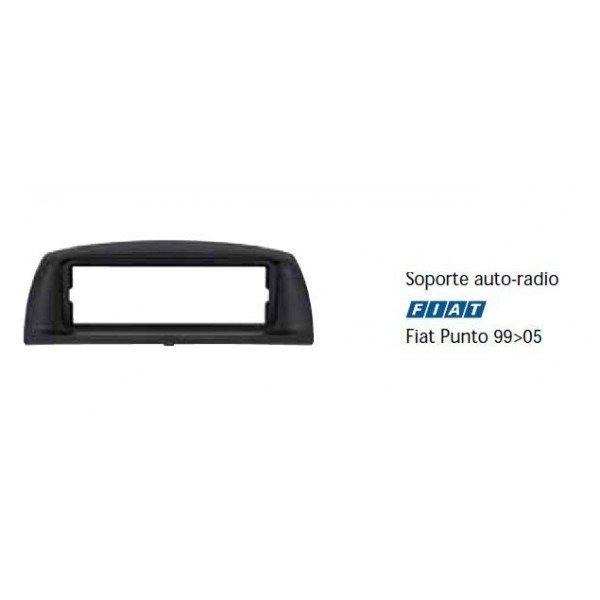 Soporte auto radio Fiat Punto 99-05 Ref: TR466