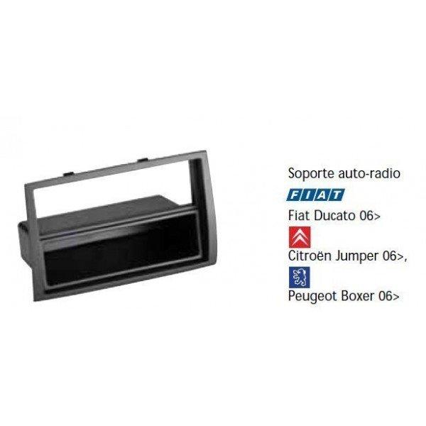 Soporte auto radio Fiat Ducato 06-, Citroen Jumper 06-, Peugeot Boxer 06- Ref: TR470