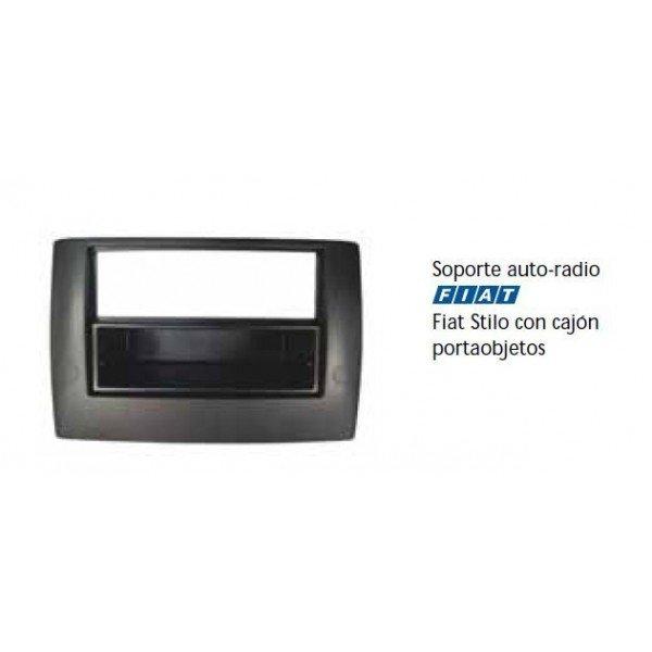 Soporte auto radio Fiat Stilo Ref: TR474