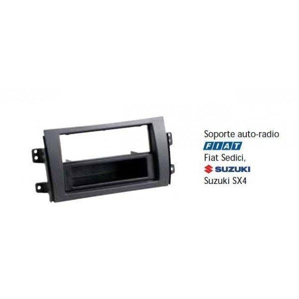 Soporte auto radio Fiat Sedici, Suzuki SX4 Ref: TR479