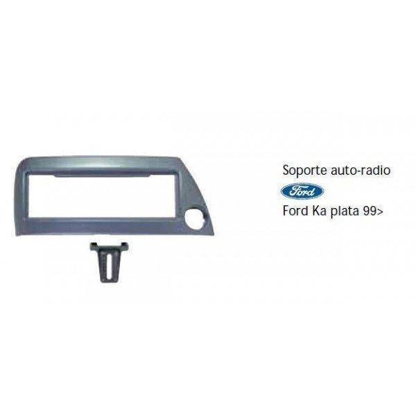 Fascia panel Ford Ka silver 99- Ref: TR486
