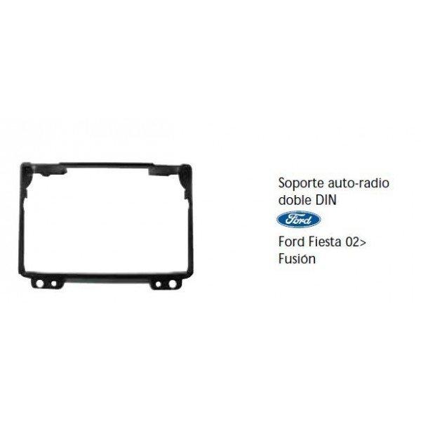 Soporte auto radio Ford Fiesta 02-, Fusion Ref: TR494