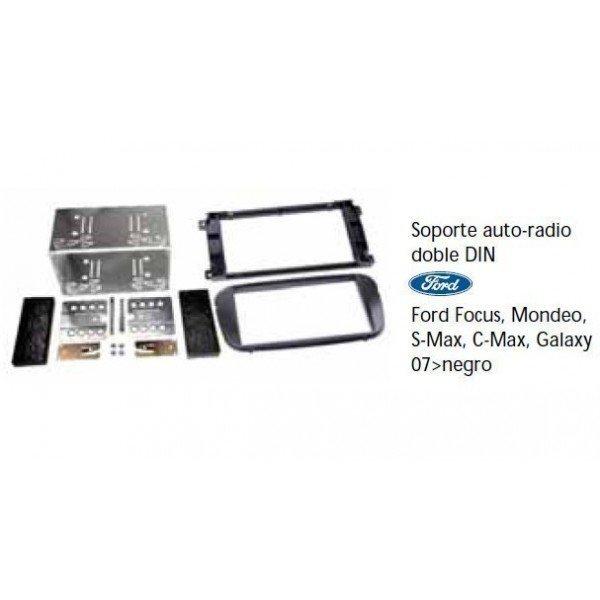 Fascia panel Ford Focus, Mondeo, S-Max, C-Max, Galaxy, 07- black Ref: TR497