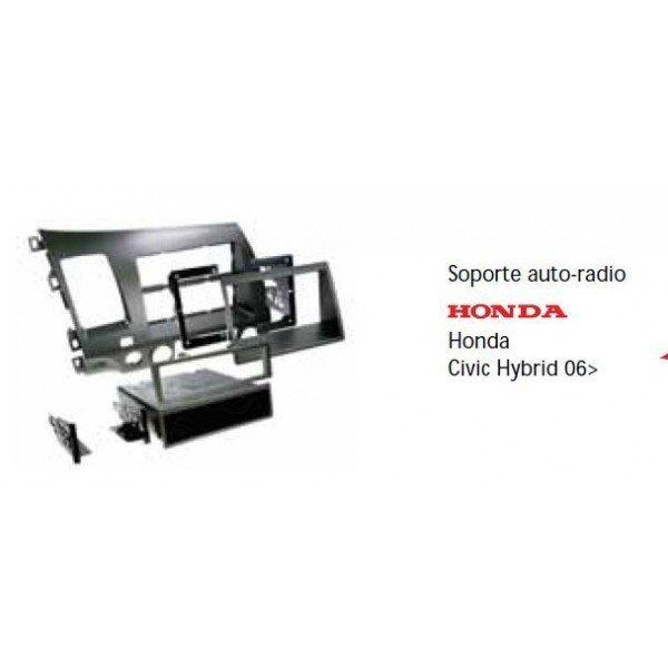 Soporte auto radio Honda Civic Hybrid 06- Ref: TR504