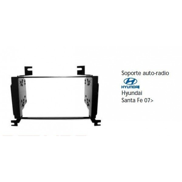 Fascia panel Hyundai Santa Fe 07- Ref: TR517