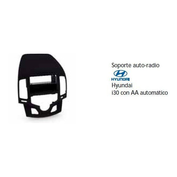 Fascia panel Hyundai I30 with A/C automatic Ref: TR524