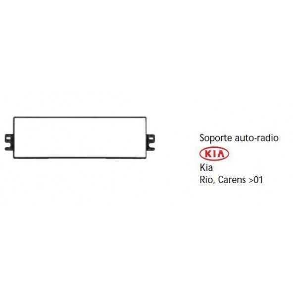 Fascia panel Kia Rio, Carens -01 Ref: TR527