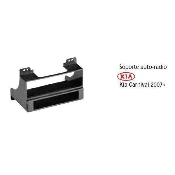 Soporte auto radio Kia Carnival 07- Ref: TR535