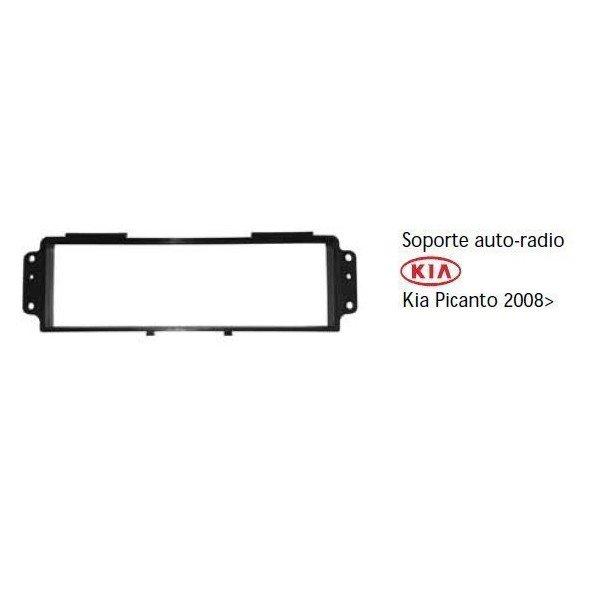 Soporte auto radio Kia Picanto 08- Ref: TR537