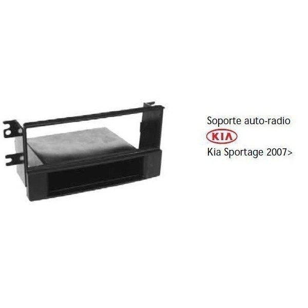 Soporte auto radio Kia Sportage 2007- Ref: TR540