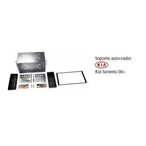 Soporte auto radio Kia Sorento 06- Ref: TR546