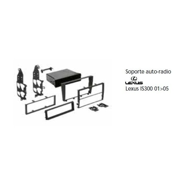 Fascia panel Lexus IS300 01-05 Ref: TR557