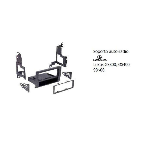 Soporte auto radio Lexus GS300, GS400 98-06 Ref: TR558